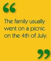 my favourite picnic spot essay